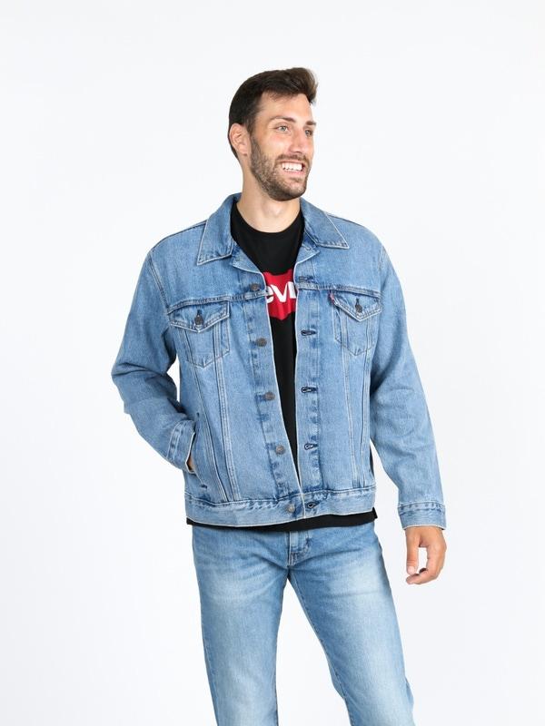 Levi's Stonewash Trucker Jacket