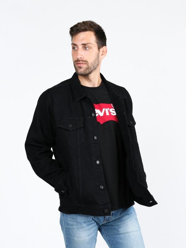 Levi's Men's Berkman Trucker Denim Jacket