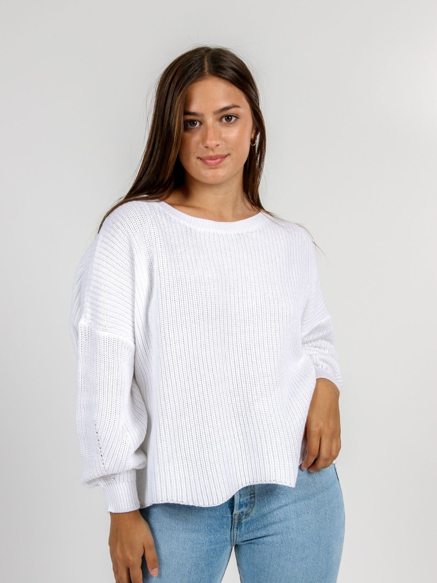 Hilde Pullover Knit