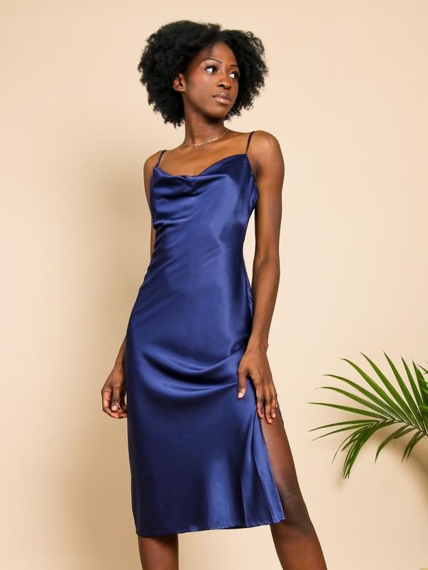 Delilah Midi Slip Dress