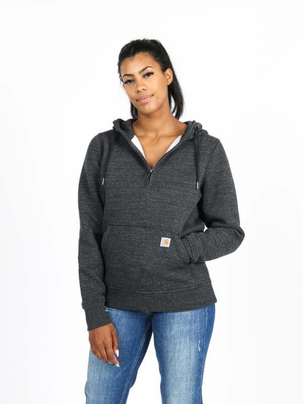 Carhartt Half Zip Pullover Hoodie