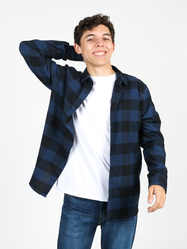Only & Sons Plaid Flannel